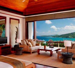 paradise-pool-villa-ocean-view-master-bedroom