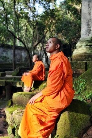 Angor Beng Mealea - Cambodia