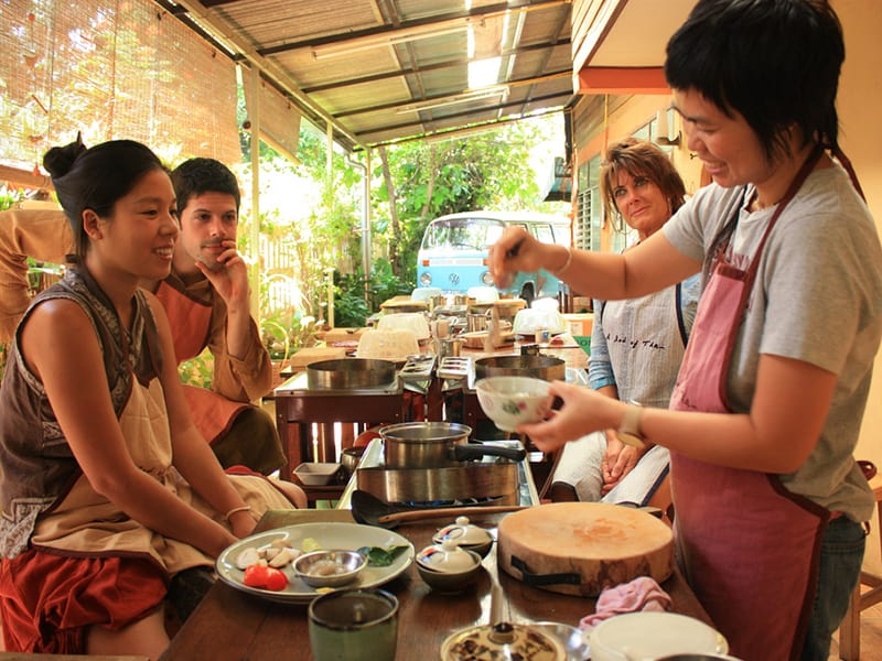 Traditional Thai Cooking Class, Thailand