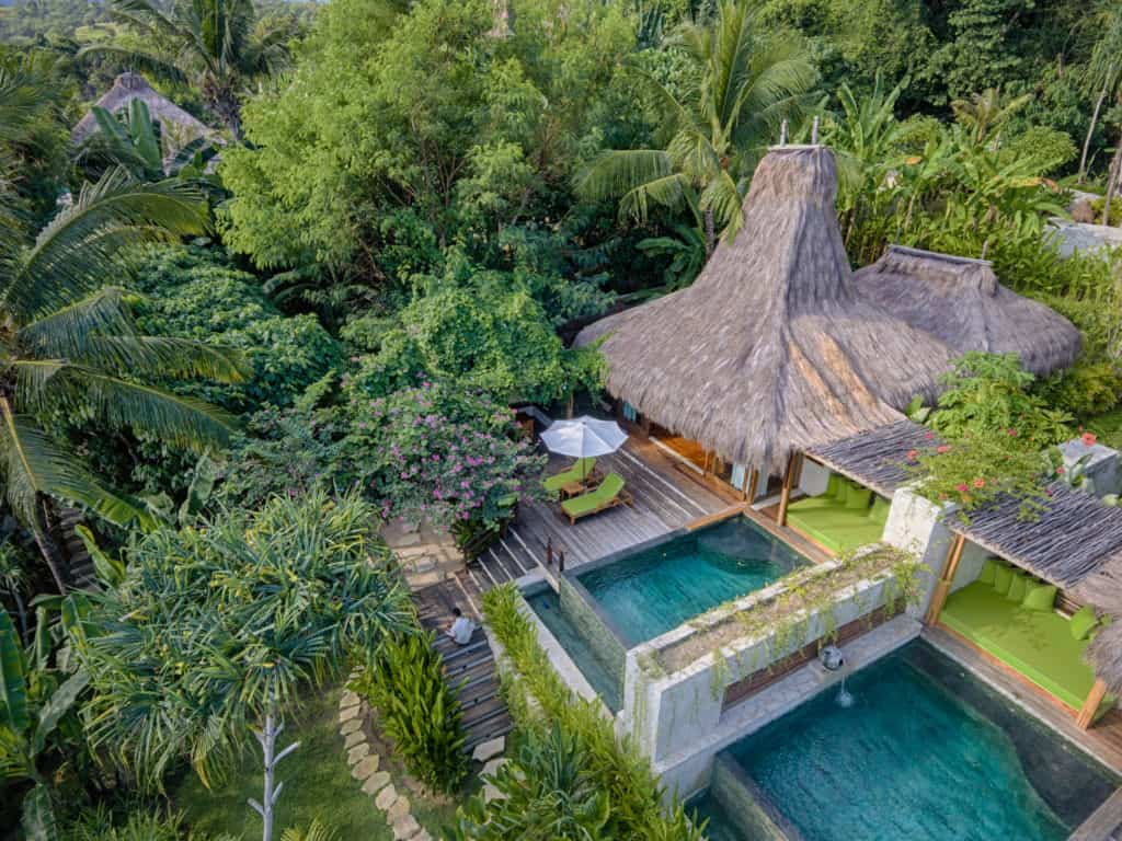 Nihi Sumba luxury hotel in Indonesia