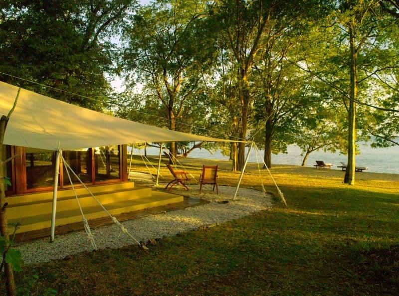 Ocean Tent, Amanwana