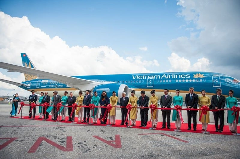 When David Flew Vietnam Airlines Premium Economy