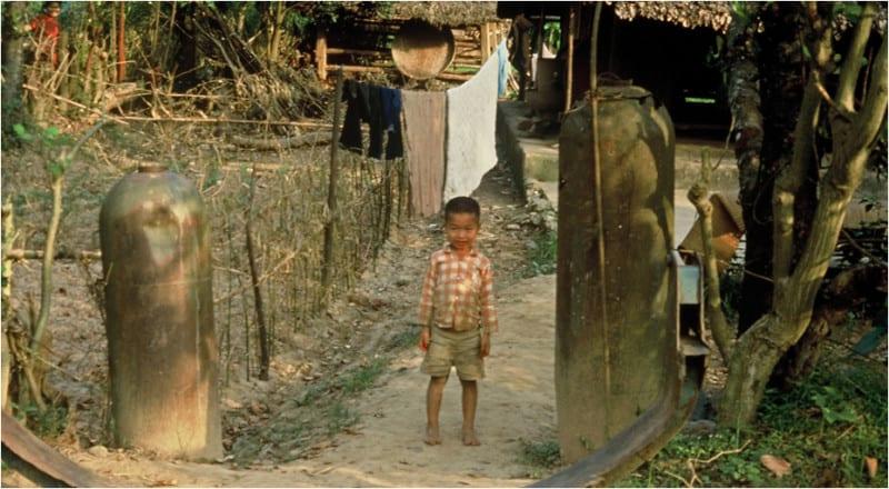 Phong Nha village 1990 (2)