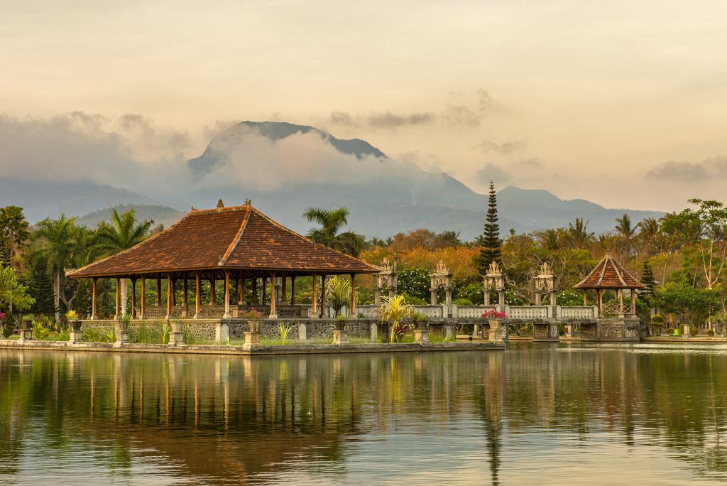 Taman Ujung, Bali
