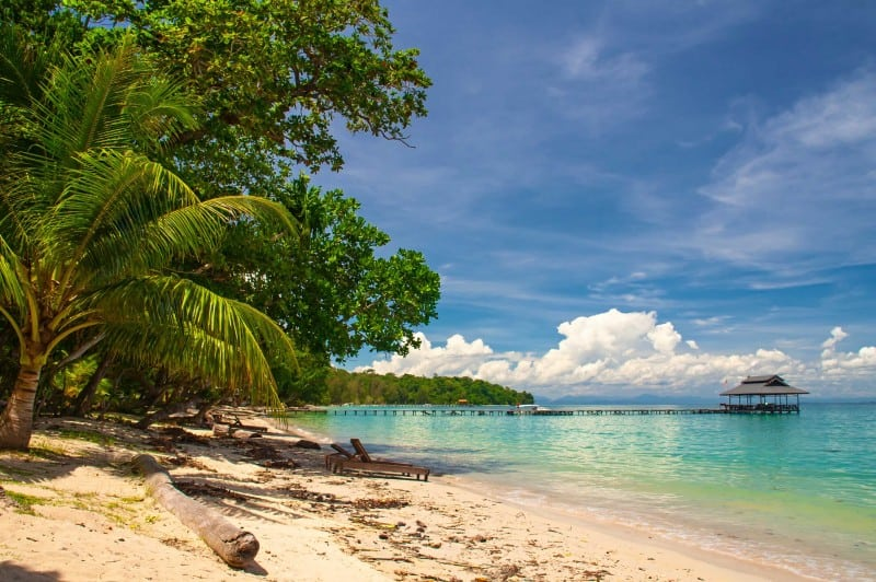 Here I Give You An Overview Of The Best Beach Options To Help You Make The Right Decisions For Your Borneo Holiday