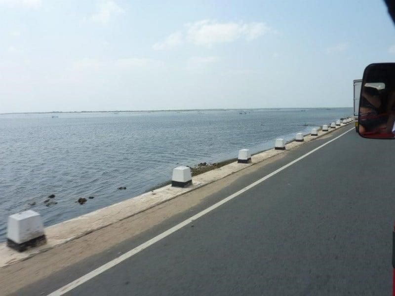 causeway expanse
