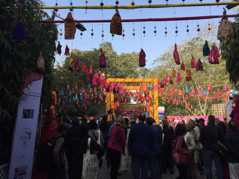 Jaipur Literature Festival Diggi Palace