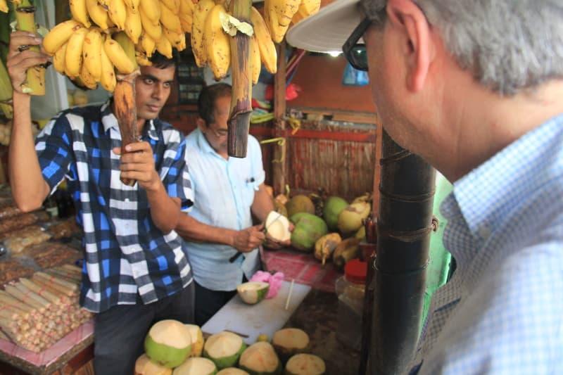 Malé market Maldives