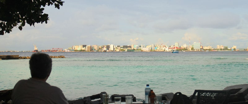 Marimba cafe villimale Maldives