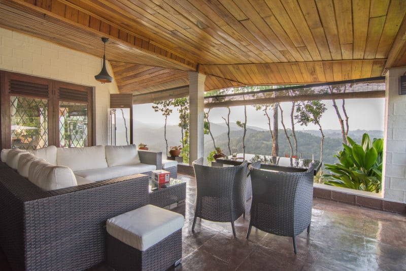 1- Designer Verandah At Sir David Lean Bungalow