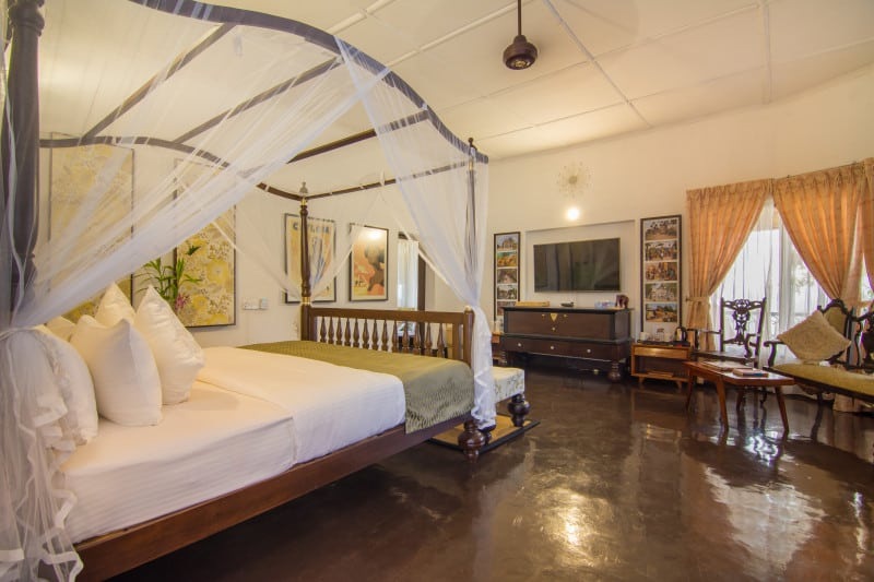 2 - Glorious Master Bedroom At Sir David Lean Bungalow