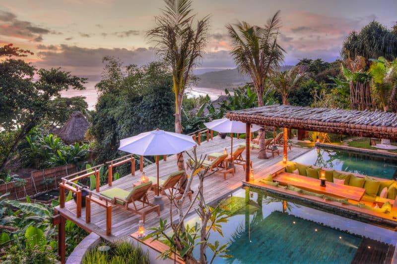 Nihi Sumba Best Sunset View