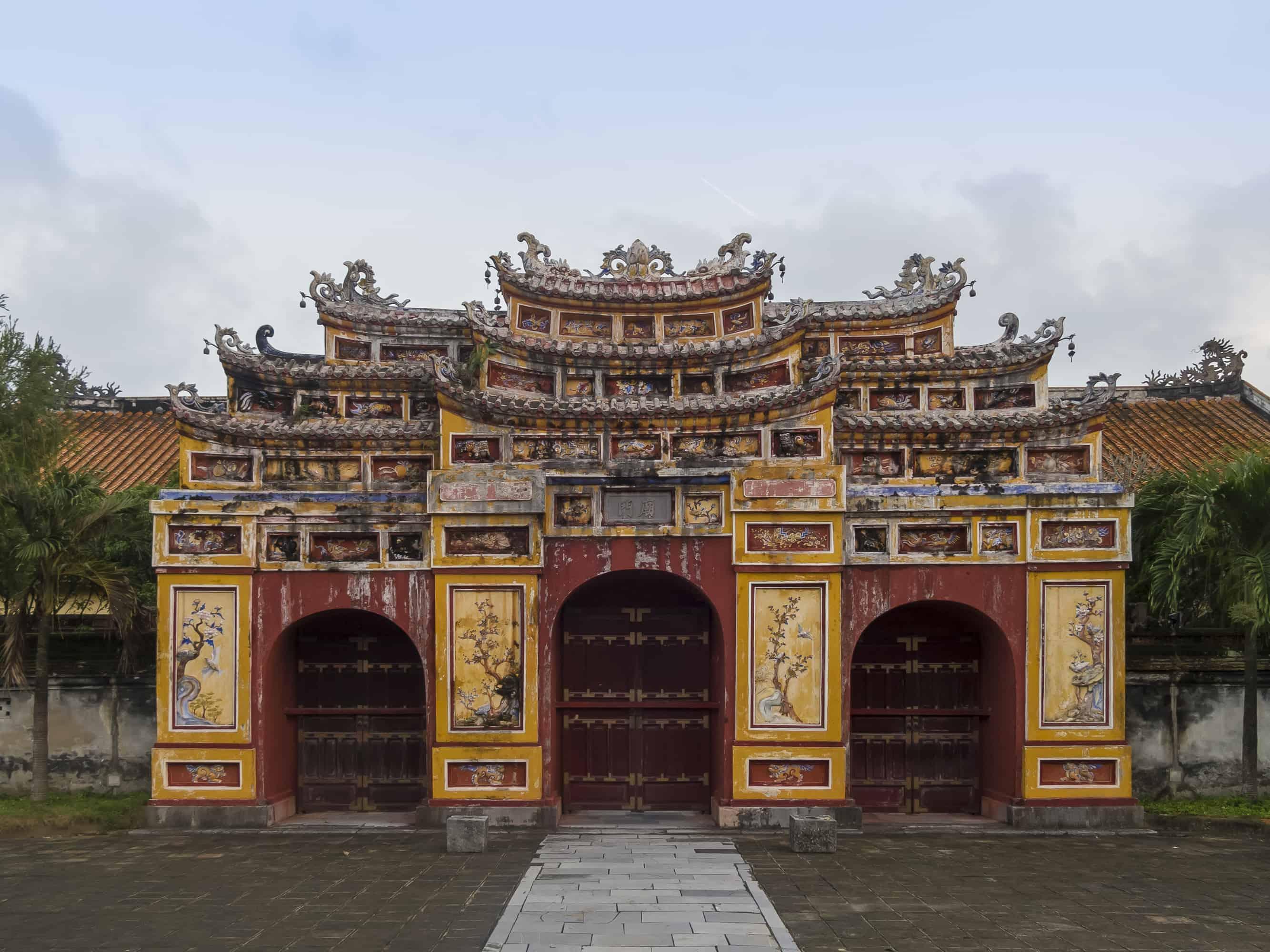 Hue a UNESCO alternative to Hoi An