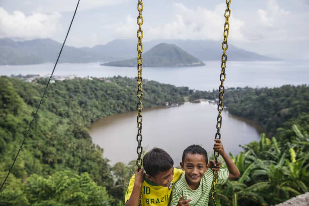 Tidore Viewpoint Indonesia