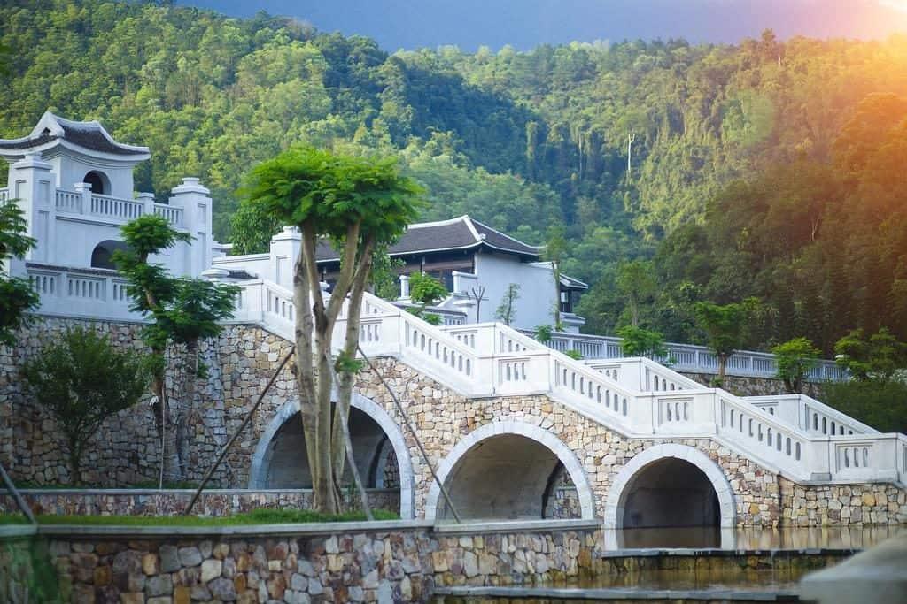 Legacy Yen Tu Vietnam Mountain Luxury Hotel