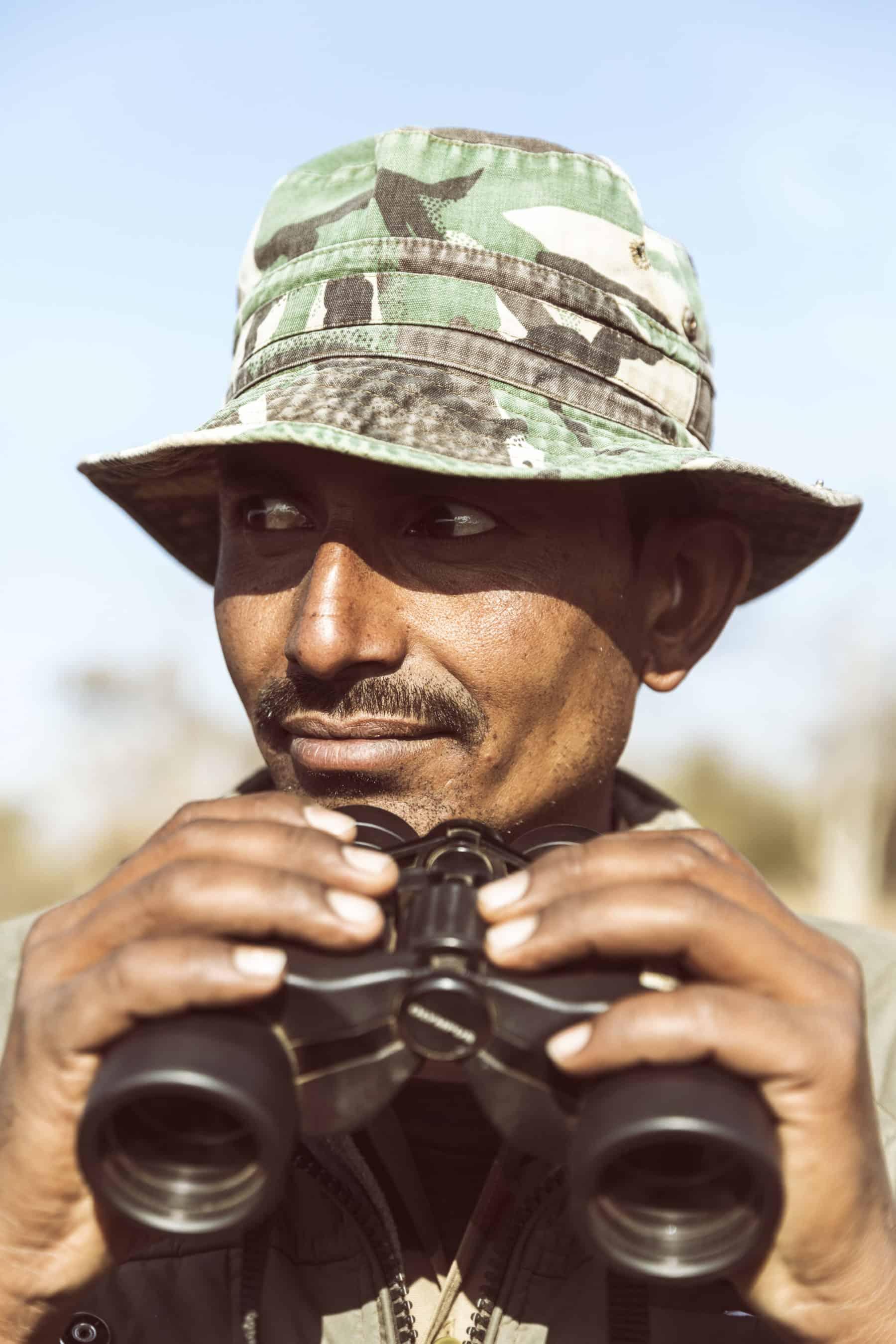 Naturalist on Safari in India