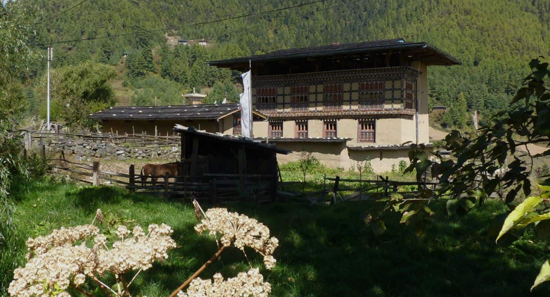 Lechuna Heritage Hotel in Bhutan