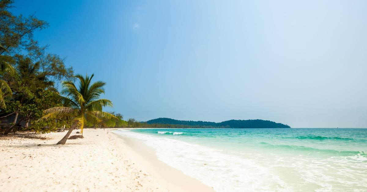 Our 7 Best Beaches In Cambodia