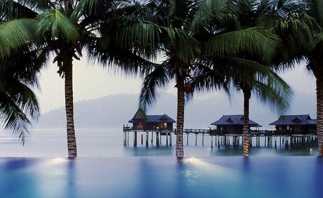 Pangkor Laut best overwater resort Malaysia