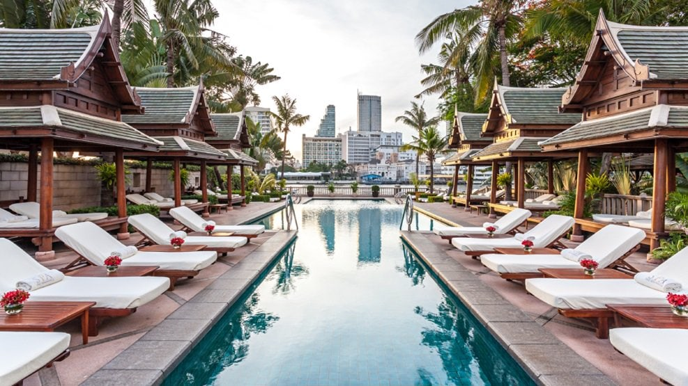 Peninsula best hotels in Bangkok