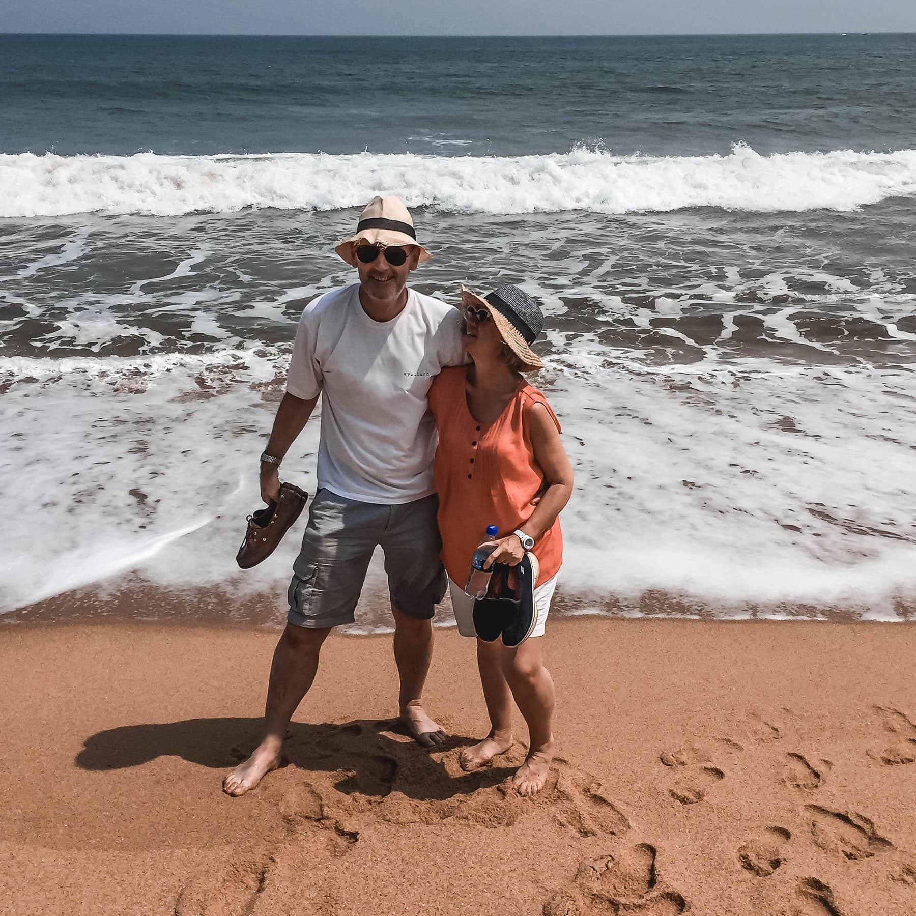 Couple holiday in Sri Lanka