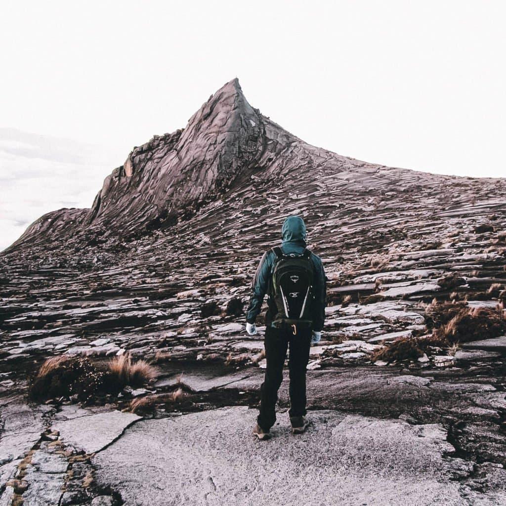 Climbing Mount Kinabalu in Borneo