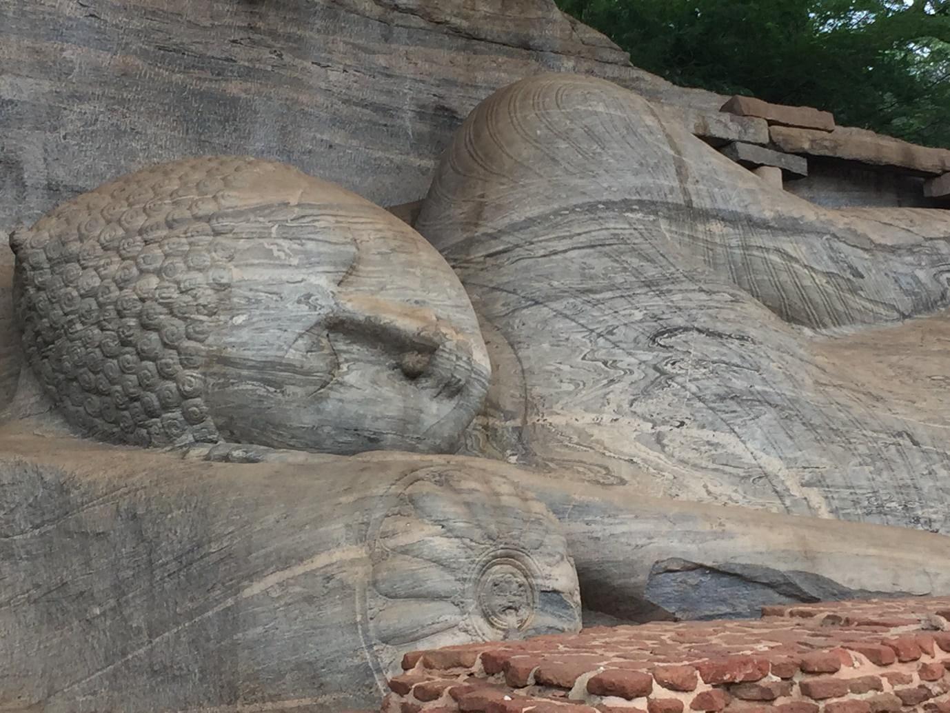 Buddha Statue Cultural Triangle