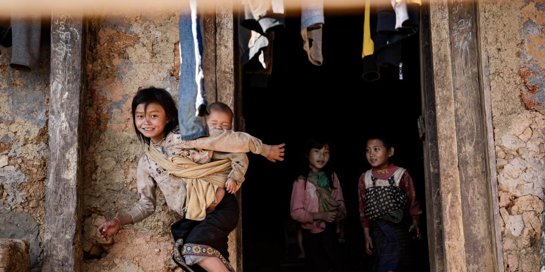 Mouchi tribe photography in Laos