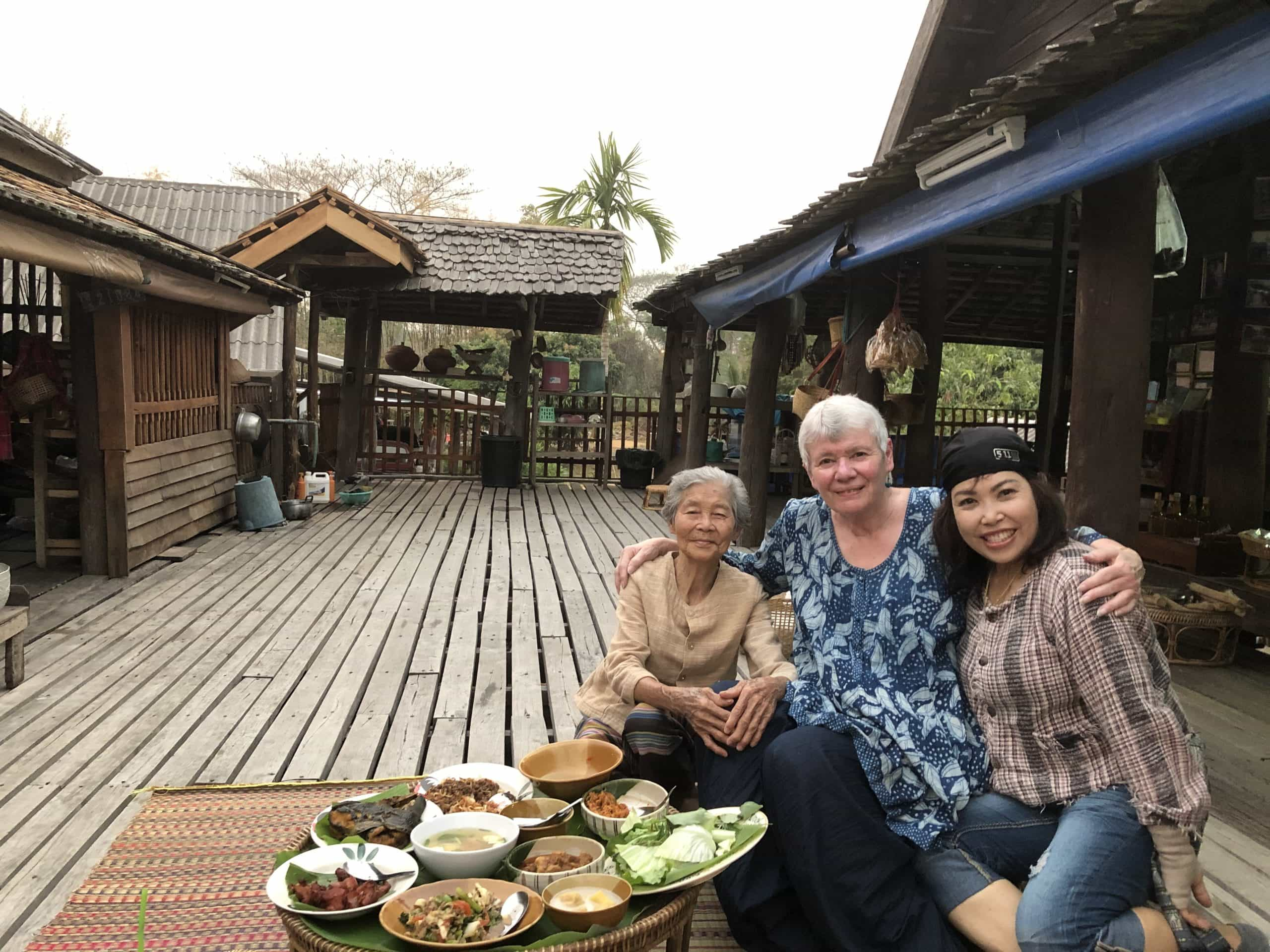 Meaningful travel in Phayao, Northern Thailand