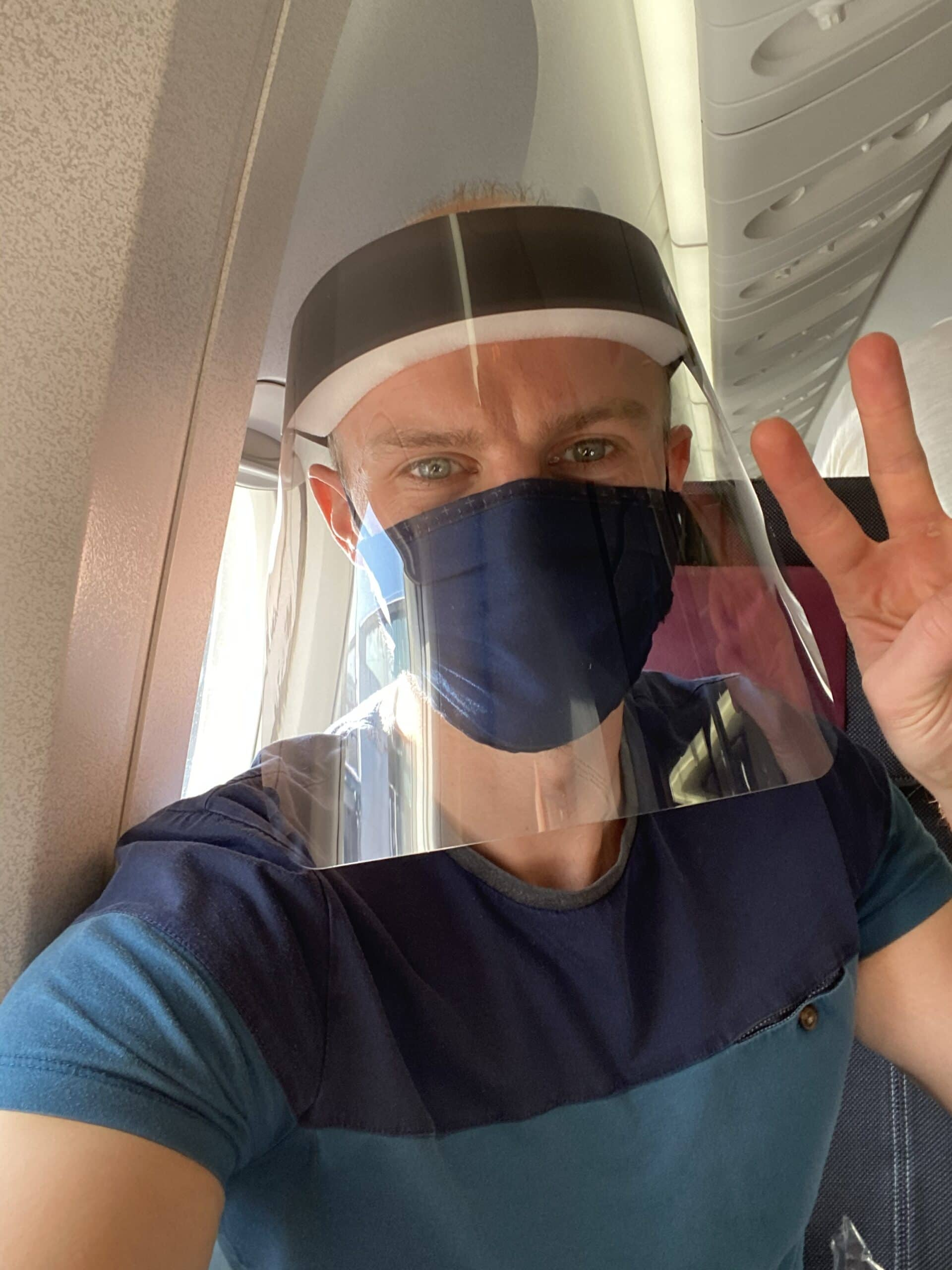 Flying with Qatar Airways to the Maldives during the COVID pandemic