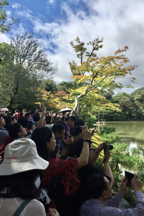 Overtourism in Japan
