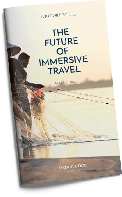 Future of Immersive Travel Report download