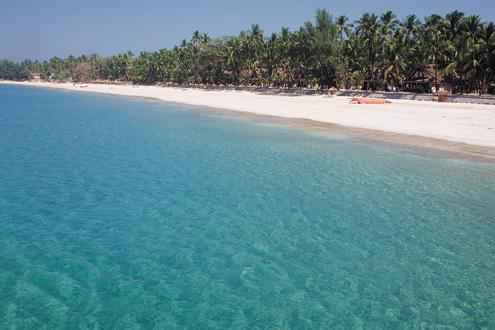 Ngapali Beach Pure relaxation with a range of good hotels and plenty pf easy-going places to eat