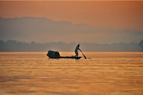 The Mekong River Biodiversity hotspot and host to many a winding journey