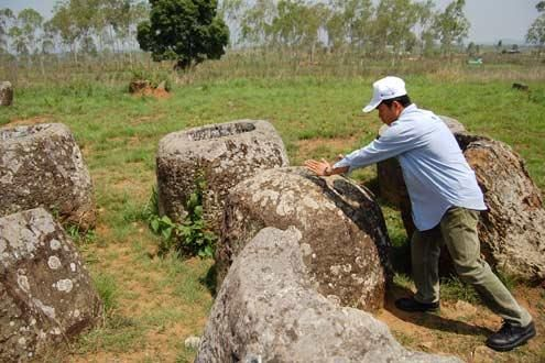 The Mysterious 'Plain Of Jars' Our expert local guides will bring this baffing site to life