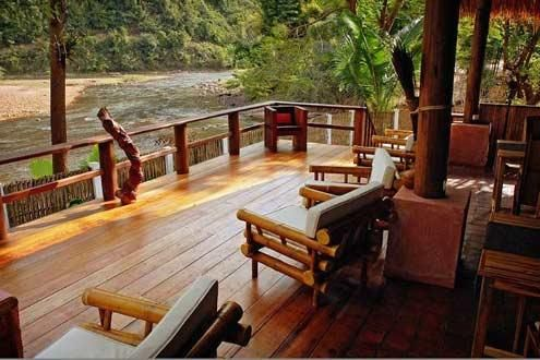 Muang La Lodge Beautiful and luxurious off-the-beaten track hideaway