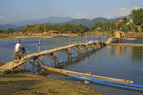 Rural Exploration Browse our varied Laos excursions