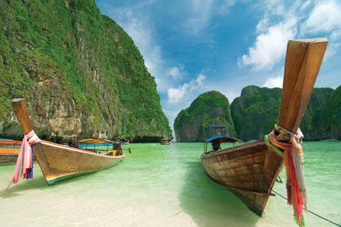 Thai Beaches Alluring and enticing year-round