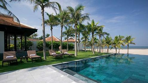 Luxury hotels are to be found throughout Vietnam