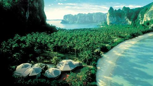 Rayleigh & Krabi -  one of the world's finest sets of beaches