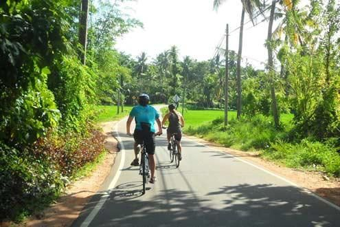 Polonnaruwa Cycling Tour