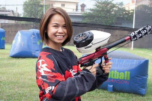 Paintball in Saigon