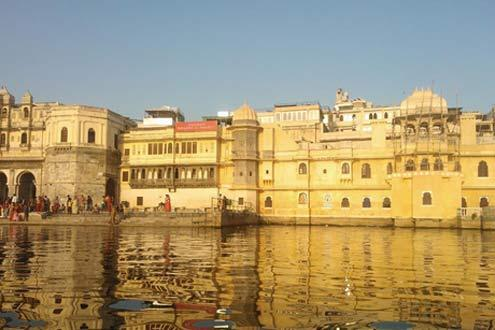Evening Cruise on Lake Pichola