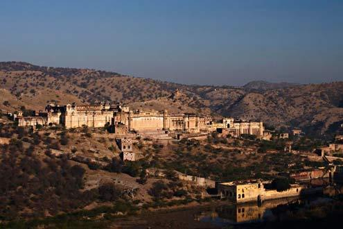 Jaipur and the Amber Fort