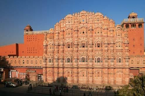 Jaipur's Temples and Havelis