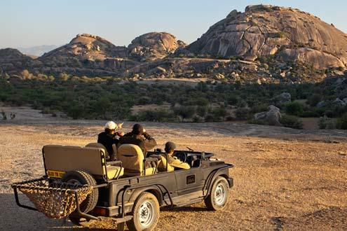 Luxury & Adventure in Rajasthan