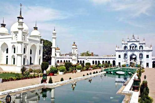 Lucknow Architecture Tour
