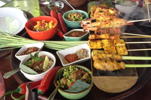 Taste Traditional Food in Yogyakarta