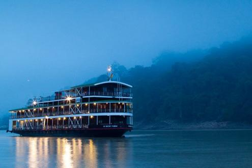 Explore Myanmar & Irrawaddy Expedition