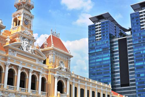 Saigon City Tour & Cu Chi Tunnels